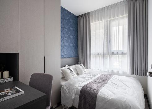 板橋室內設計-幸福小築-次臥