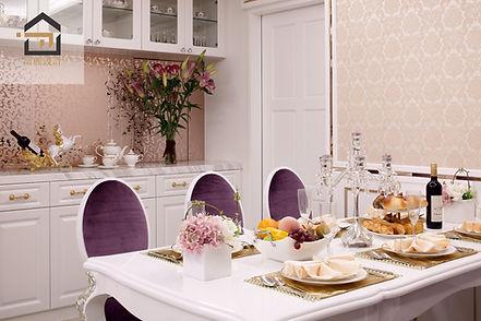 萬華室內設計-東園名邸-飯廳