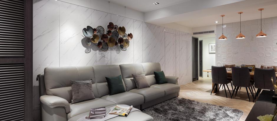 裝潢如何做出好風水(2)客廳篇