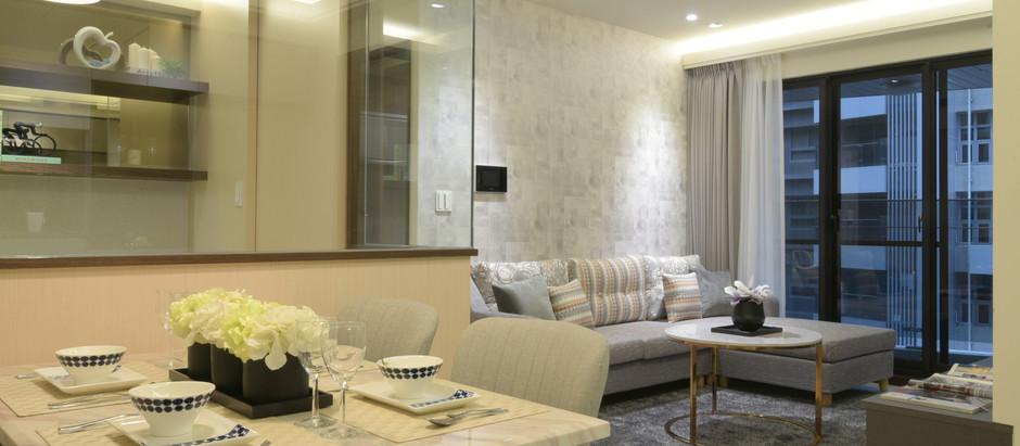 板橋室內設計-幸福時光 暖淡溫馨小宅裝潢