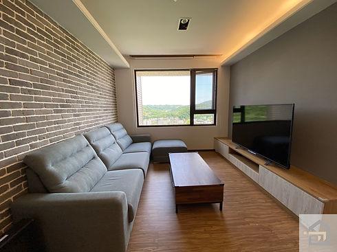 基隆室內設計-暖暖達麗-客廳