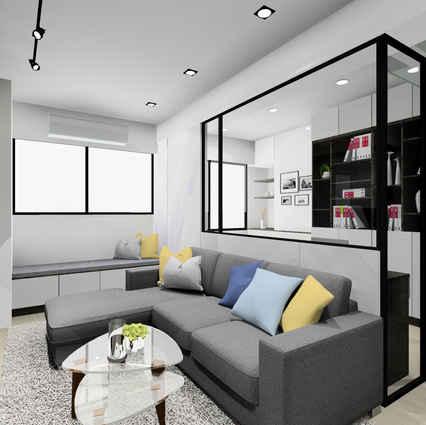 新店室內設計   捷運新公館