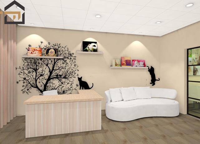 大同室內設計-城市貓旅