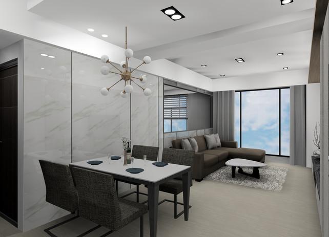 新店室內設計-勝旺有境