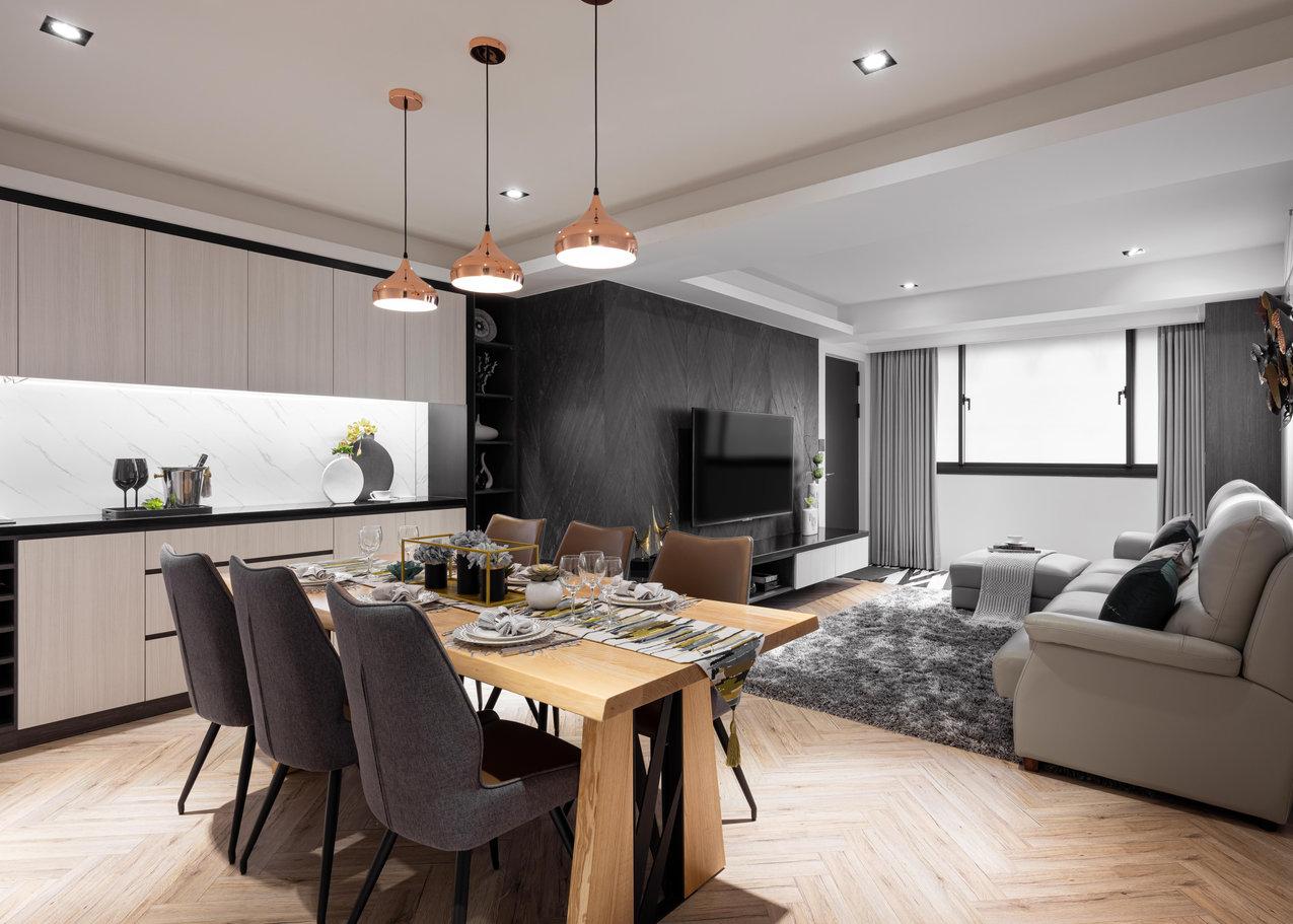 新店室內設計-中興街公寓
