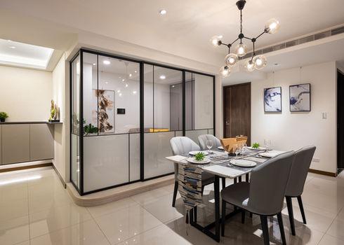 板橋室內設計-幸福新天地-和室