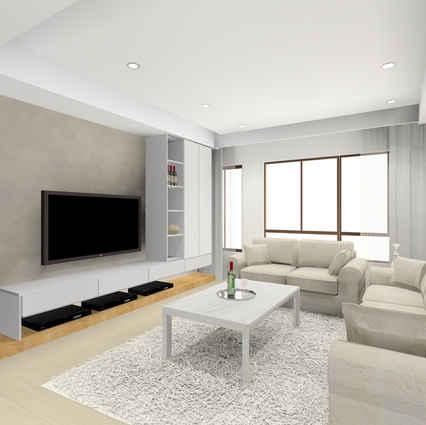 中和室內設計     公寓翻新