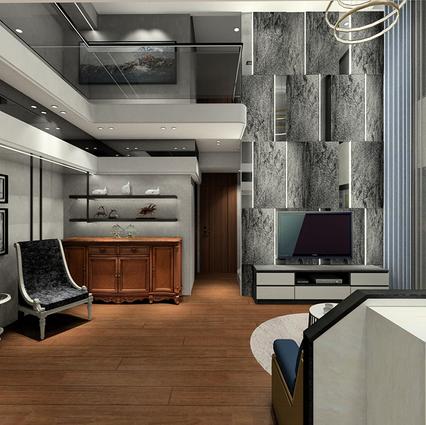 板橋室內設計-湛然新天地B