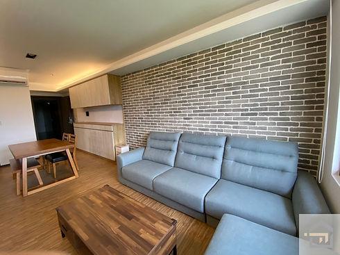 基隆室內設計-暖暖達麗-客廳2