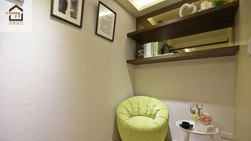 板橋室內設計-幸福時光-和室