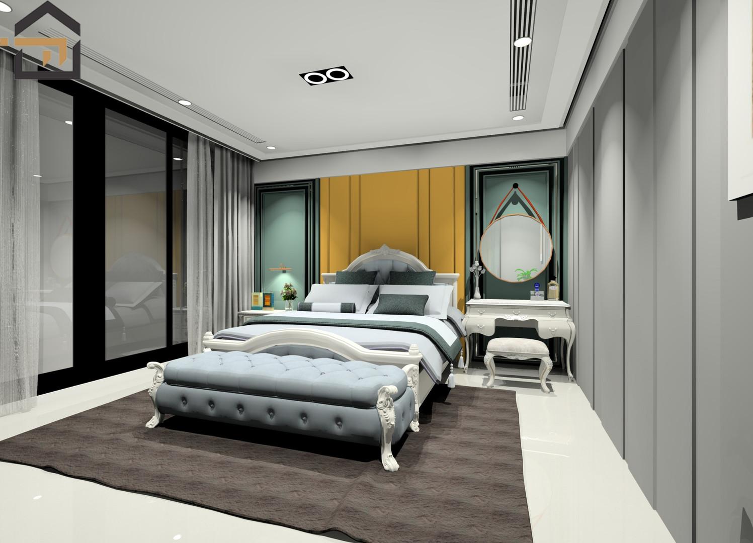 新店室內設計-伴山別墅