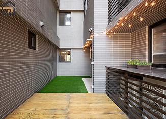 汐止室內設計-翠御-陽台