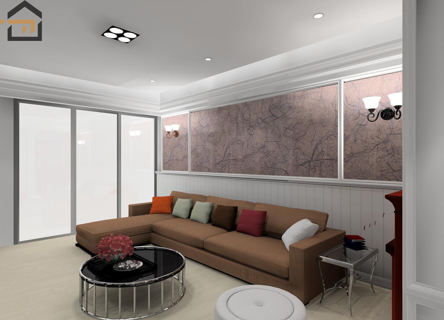 新店室內設計-玉上園