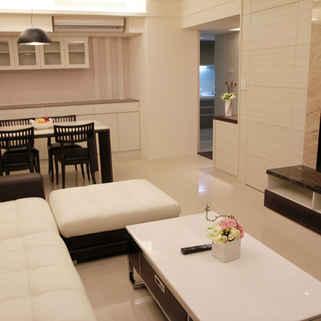 大安室內設計   汀洲路公寓