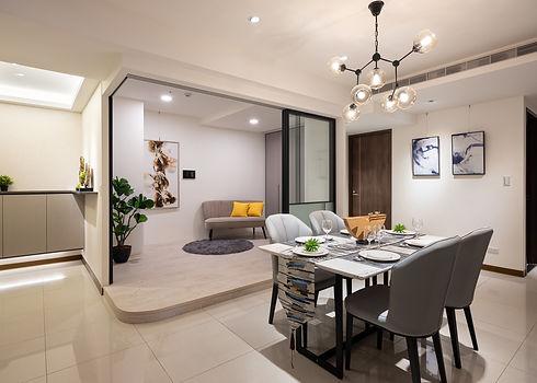板橋室內設計-幸福新天地-和室2