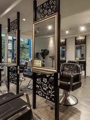 文山室內設計  alan髮廊