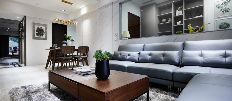 新店區室內設計-勝旺有境 不問世事的低調隱居