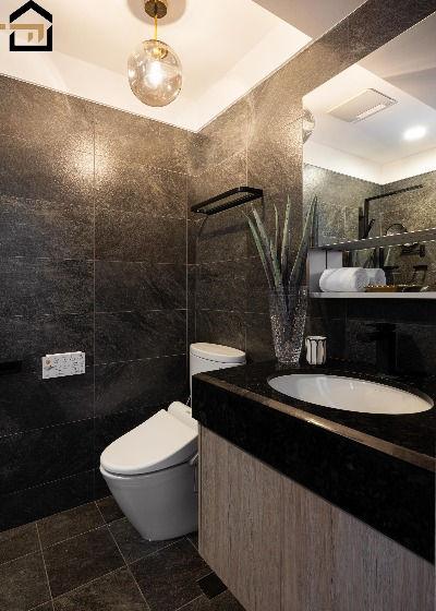 文山區室內設計-華固新天地-浴室