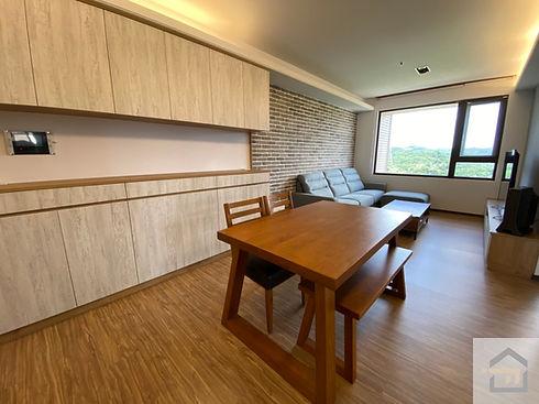 基隆室內設計-暖暖達麗-飯廳