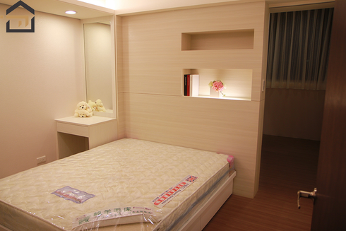 大安室內設計-公寓臥房-1
