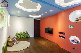 林口室內設計-世紀長虹-遊玩房