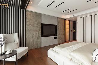 林口室內設計-世紀長虹-次臥室-2