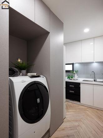 新店區室內裝潢-中興街公寓-廚房