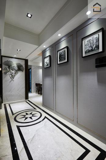 新店室內設計-勝旺有境-走廊