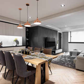 新店室內設計   中興路公寓