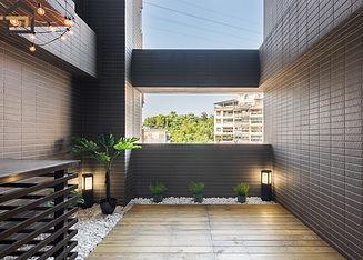 汐止室內設計-翠御-陽台2