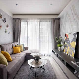板橋室內設計   幸福小築