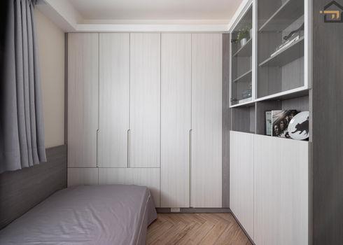 新店區室內裝潢-中興街公寓-次臥3