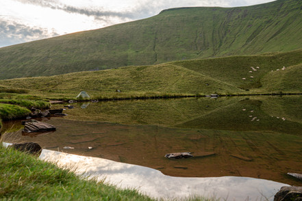 Llyn Cwm Llwch - Brecon Beacons