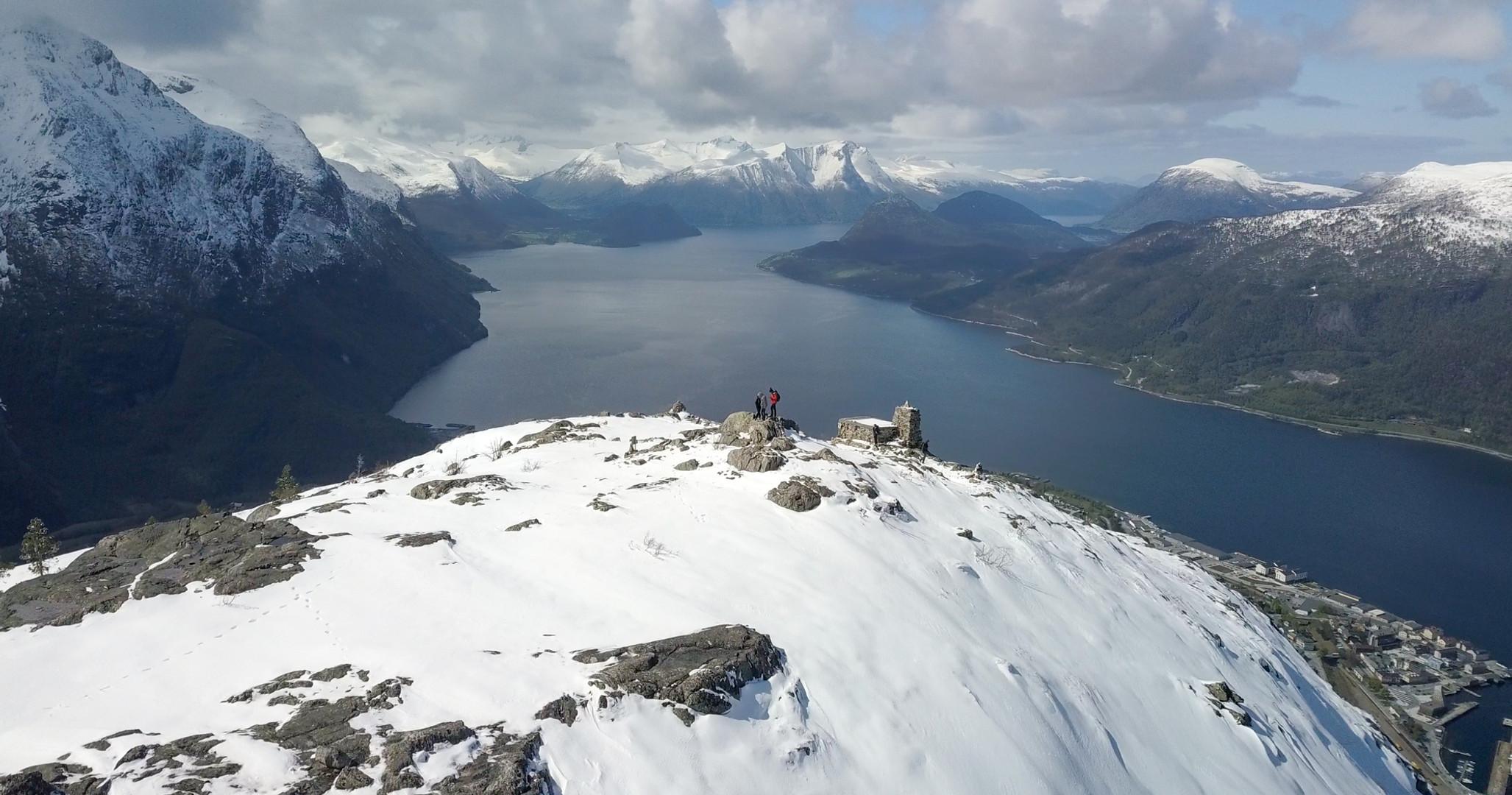 Rampenstreken Viewpoint - Norway