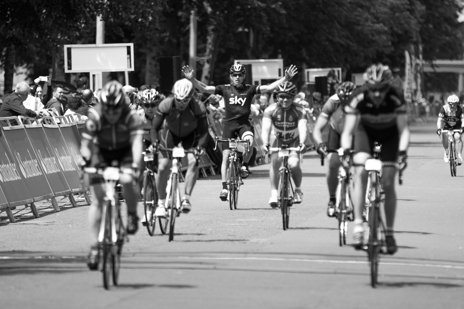 The Velothon - Wales