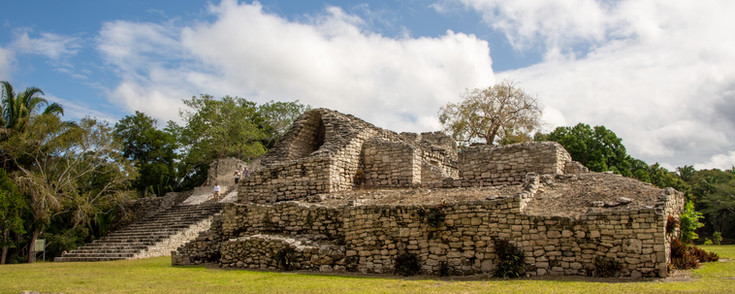Mayan Ruins - Costa Maya