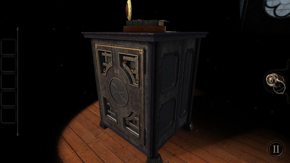 The Roomのゲーム画面
