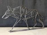 Wire wolf ungalvanised