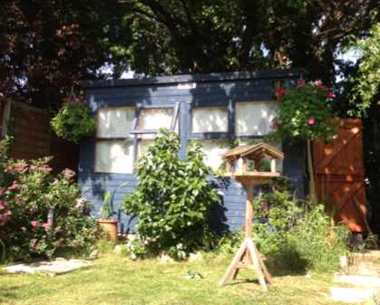 Your Work Space and 'The Shed'
