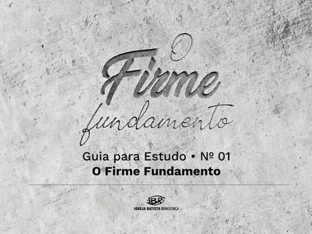 O Firme Fundamento