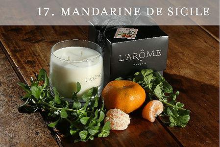 Mandarine de Sicile