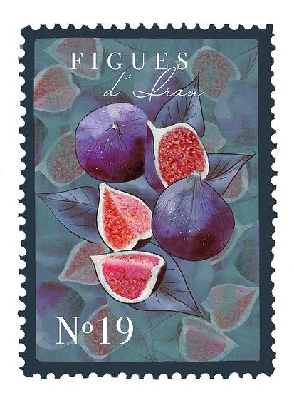 19. Figues d´Iran : higo madurado, limón mediterraneo, flor de osmanto y roble