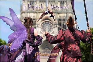 Le peuple de Moriquendi