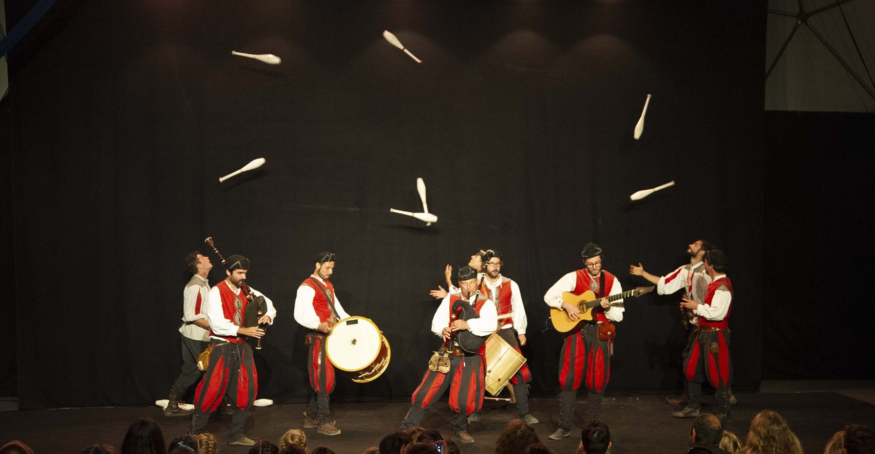 Al Cantara spectacle médiéval