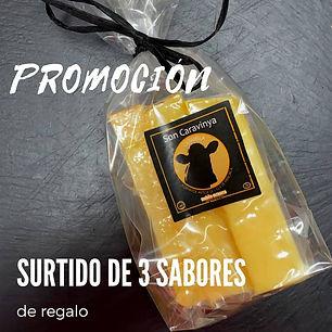 Surtido de quesos artesanos Son Caraviny