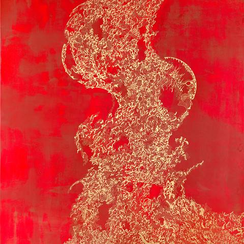 Mechanical Flesh Red 2018