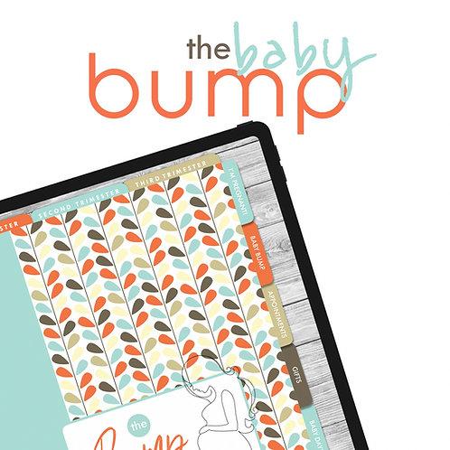 Baby Bump Planner (pregnancy journal)