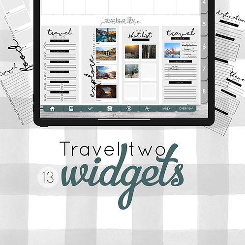 Travel Widgets Two