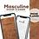 Thumbnail: iPhone Digital Planner Masculine