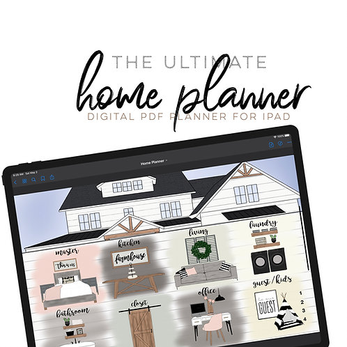 Ultimate Home Planner